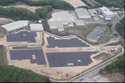 埼玉県、廃棄物埋立跡地に三ケ山メガソーラーが完成、地元貢献事業も展開