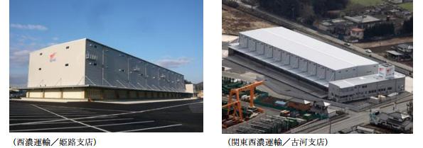 広がる屋根貸し太陽光発電 オリックスが西濃運輸の物流施設18カ所で