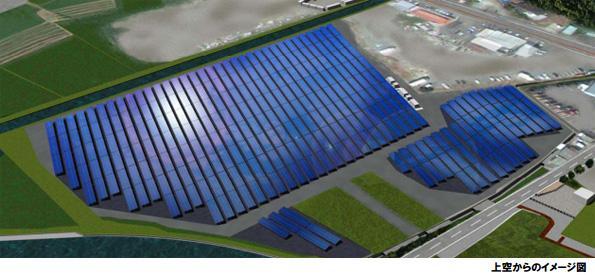 長崎ハウステンボスの太陽光発電スタート 駐車場に2.1MW