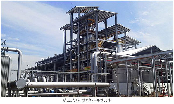 NEDO、インドネシアで砂糖の副産物からバイオエタノールを製造する技術を実証