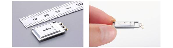 スマートメーター等向け電気二重層キャパシタ量産 最小最薄で高温長期信頼性を実現