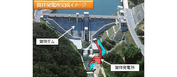 鳥取県、県民債「ゲゲゲのふるさと」資金で作った小水力発電所を稼働