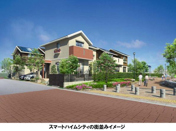 スマートハウスとまちづくりで差別化 セキスイハイム九州が分譲住宅を九州で本格展開