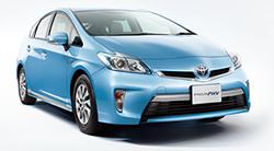 トヨタ、プリウスPHVを改良 値段も20万円値下げ