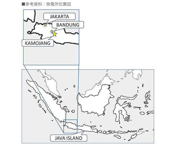 住友商事、インドネシアで35MWの地熱発電所の建設工事を受注
