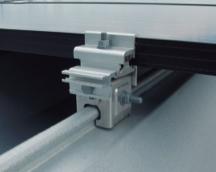 カナメ、産業用太陽光発電システムの取り付け金具を25年保証に