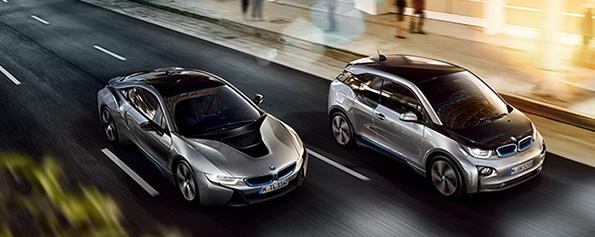 BMW初の電気自動車 来春EV、来夏PHVを発売 予約受付開始