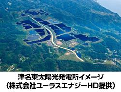 三菱電機、ユーラスエナジーから39MW分の太陽電池受注 淡路島のメガソーラーで