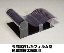 積水化学と産総研、フィルム型太陽電池の常温成膜に成功 世界初