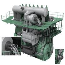 小型船舶にも搭載が容易な廃熱回収装置 燃費向上でCO2を最大4%削減