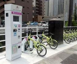 岡山市のレンタサイクル「ももちゃり」 どこで返してもOKになるシステム導入