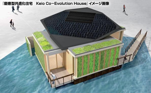 慶応義塾大学のゼロエネルギーハウス 住居環境データを取得して分析