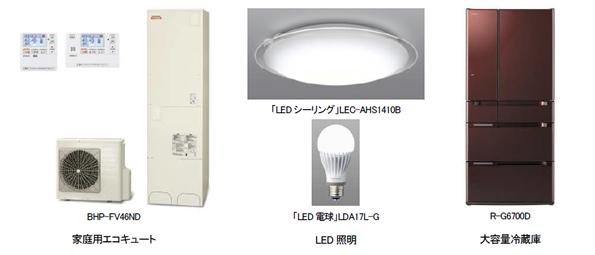 日立アプライアンス、エコキュート・LED照明・冷蔵庫で「省エネ大賞」