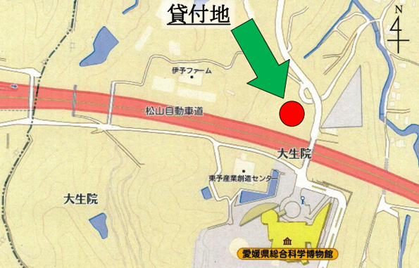 愛媛県新居浜市が太陽光発電事業者を募集 広場跡地を「土地貸し」