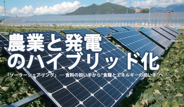 茨城県で「ソーラーシェアリング」のシンポジウム&見学会