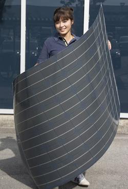 CIGS太陽電池製造時に破棄する部分からレアメタルをリサイクルする新手法