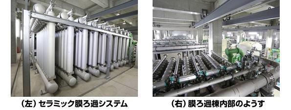 神奈川県に国内最大規模のセラミック膜ろ過施設が誕生 日本初のPFI方式