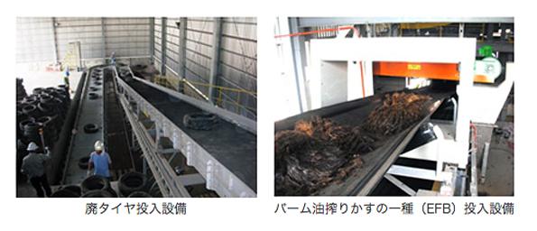 廃棄物の再利用で石炭を毎時5トン削減 マレーシアのセメント工場で実証