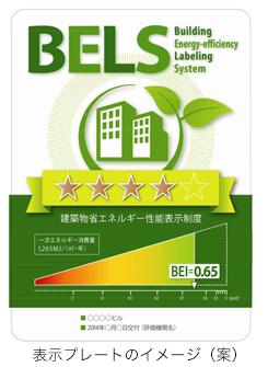 ビル等の省エネ性能を評価する新制度「BELS」がスタート 4月に説明会
