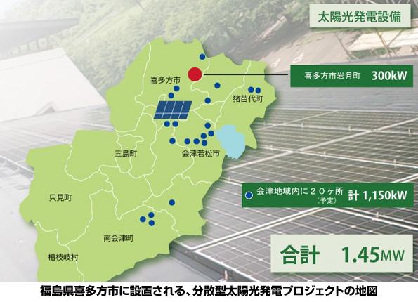 グリーンファンド、茨城県の洋上風力発電・福島県の分散型太陽光発電に出資