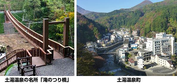 福島県・土湯温泉、小水力発電・温泉熱バイナリー発電導入へ