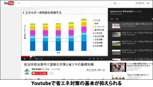 自治体担当者向け「省エネ対策の基礎知識」動画 環境省がYoutubeで公開