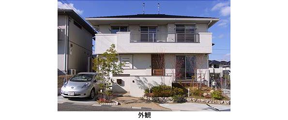 スマートハウスの居住実験、年間CO2排出差し引きゼロ達成 節電効果-82%