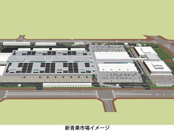 福岡市、リース形式で新青果市場にメガソーラーを設置・運営する事業者を公募