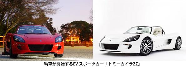 EVスポーツカー「トミーカイラ ZZ」、ついに納車へ 世界に99台だけの限定車