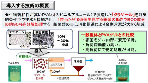 ベトナムのきったない排水の浄化に挑戦 日本企業&大学の微生物技術