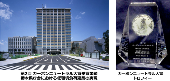 「第3回カーボンニュートラル賞」公募開始 建物のCO2排出削減を表彰