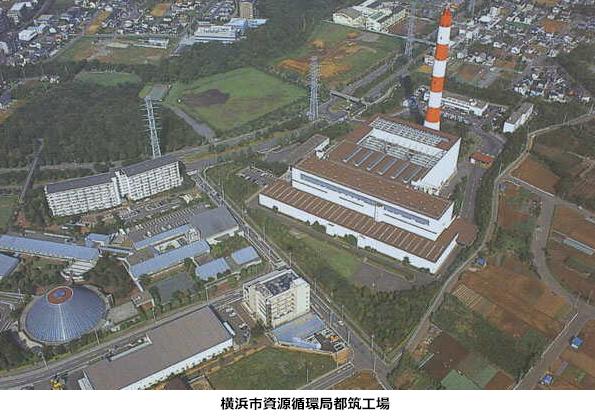 横浜の廃棄物処理場、三菱重工による焼却炉の改修でCO2を2割削減