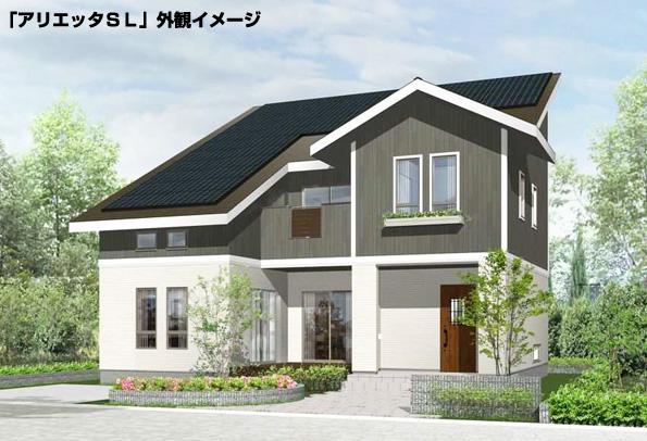 LIXIL、太陽光発電を10kW標準搭載した新築住宅を発売 全量売電可能