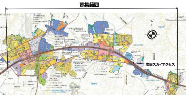 千葉県、線路と道路の間にある沿線用地を貸出し メガソーラー事業者募集中