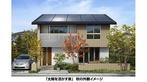 増える太陽光発電搭載の新築 アキュラホーム、太陽光発電の採用率3割増