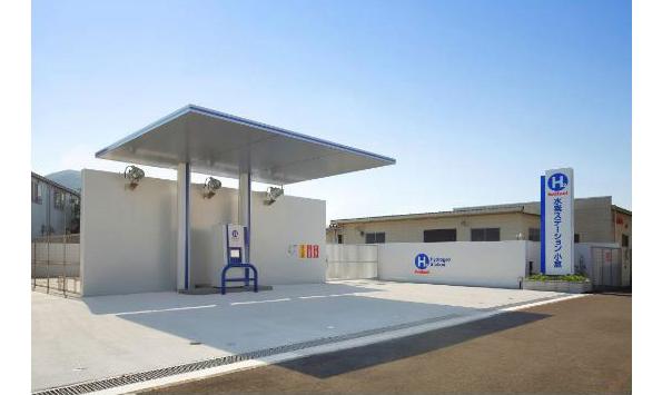 福岡県に九州初の商用水素ステーション 岩谷産業が兵庫県に続き2カ所目