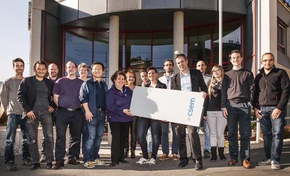 業界初!白い太陽光発電モジュール 「スイス連邦の白いヤツ」登場