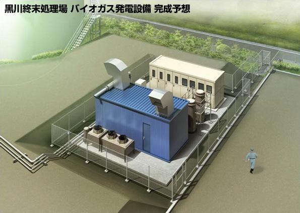 栃木県鹿沼市、食品廃棄物・下水汚泥でバイオマス発電 月島機械と共同事業