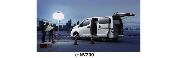 日産「すごい活用法を考えてくれたら電気自動車e-NV200をタダで貸します」