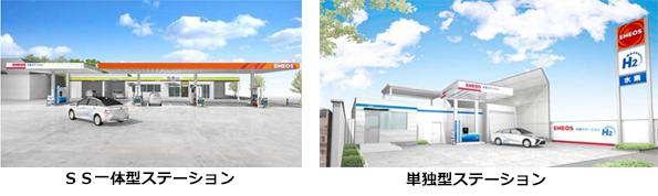JX日鉱日石エネルギー、今年度内に商用水素ステーションを11ヵ所オープン