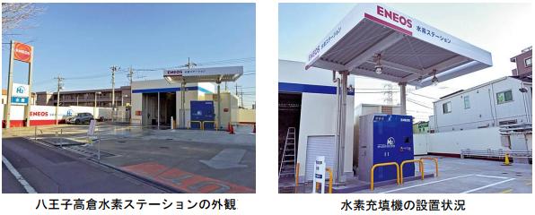 東京都で初、八王子市に水素ステーション