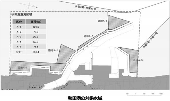 秋田県秋田港・能代港における洋上風力発電、事業者は丸紅に決定