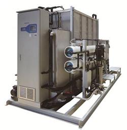 工場や施設の排水を約70%も再利用 設置面積も半減した「排水再利用装置」