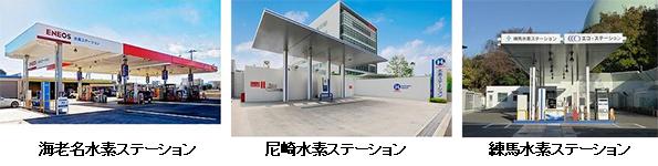 トヨタ・日産・ホンダ、水素ステーションの整備で協力へ 支援策を検討
