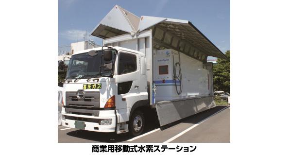 「移動式水素ステーション」でより早く水素インフラを整備 新会社がサービス