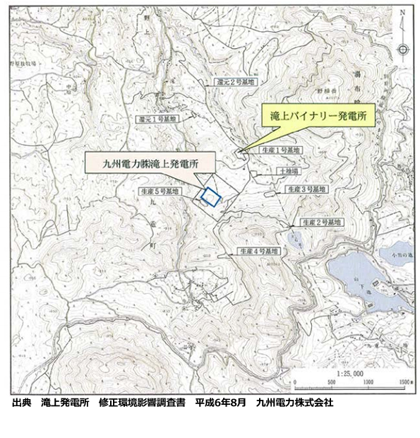 出光興産、大分県に5MWの地熱発電所を建設 バイナリー発電方式