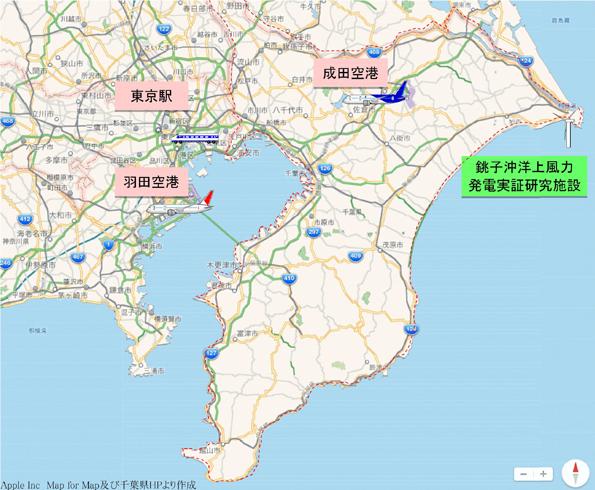 千葉県、海洋再生可能エネルギーで産業・地域振興 まずは洋上風力・潮力発電