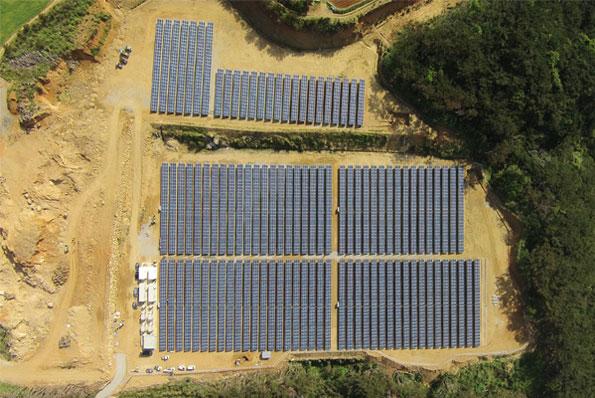 メガソーラーに大型蓄電システム 鹿児島県の離島でも系統接続可能に
