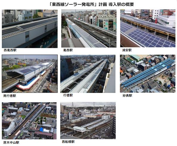 東京メトロ、節電に向け整備進める 回生電力・太陽光発電などが稼働開始
