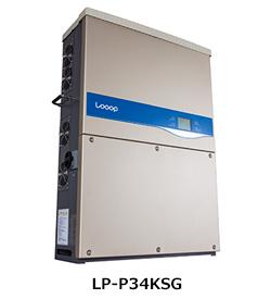 Looop、初のオリジナルパワコン発売、変換効率98% 34kWで748,000円